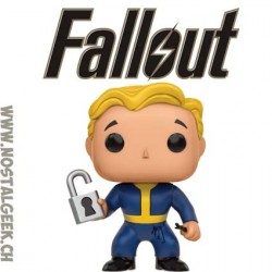 Funko Pop Games Fallout 76 Excavator Armor