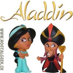 Bundle Funko Disney Mystery Minis Heroes Vs. Villains Jasmine and Jafar Vinyl Figure