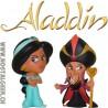 Pack Funko Disney Mystery Minis Heroes Vs. Villains Jasmine et Jafar