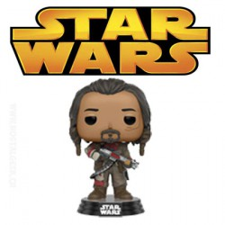 Funko Pop Star Wars Rogue One Captain Baze Malbus