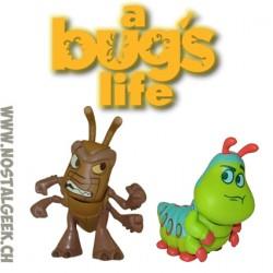 Pack Funko Disney Mystery Minis Heroes Vs. Villains A Bug's Life Hopper et Heimlich