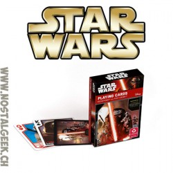Star Wars - Jeu De 54 Cartes Star Wars VII