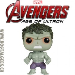 Funko Pop Marvel Avengers Endgame Hulk (Quantum Realm Suit) Vinyl Figure