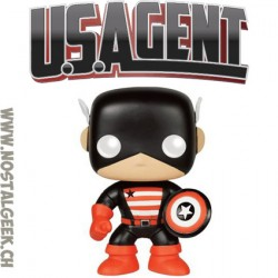 Funko Pop Marvel U.S. Agent Exclusive Vinyl Figure