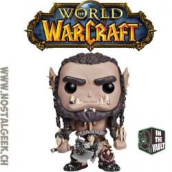 Funko Pop! Movies Warcraft Orgrim Doomhammer Vaulted Vinyl Figure