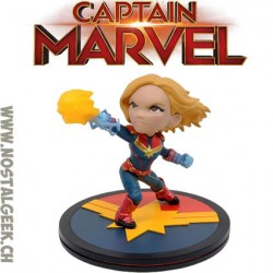 QFig Marvel Captain Marvel Dioraman
