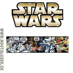 Star Wars Self-Adhesive Border 5m x15,6 cm