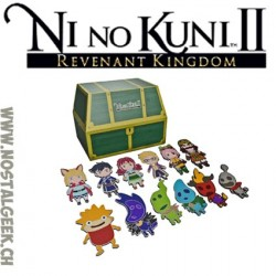 Ni No Kuni II Pin Badge Set