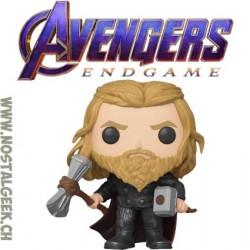 Funko Pop Marvel Avengers Endgame Thor (Casual) Vinyl Figure