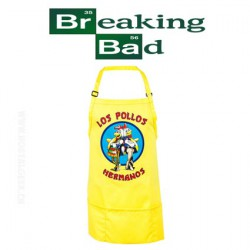 Tablier Breaking Bad: Los Pollos Hermanos