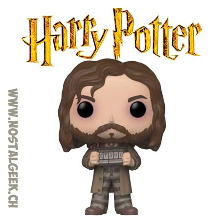 Funko Pop Harry Potter Sirius Black Vinyl Figure