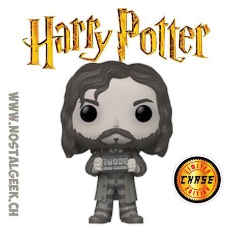 Funko Pop Harry Potter Sirius Black Azkaban Prisoner Chase Exclusive Vinyl Figure