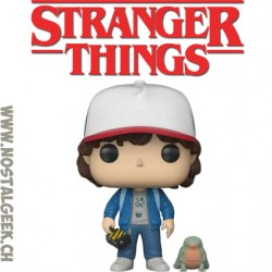 Funko Pop TV Stranger Things Dustin (Rare) Vinyl Figure
