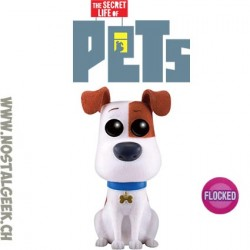 Funko Pop Movies Secret Life Of Pets Chloe Flocked Limited Edition