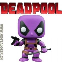 Funko Pop Marvel Deadpool with Chimichanga Exclusive Vinyl Figure