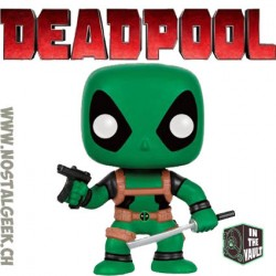 Funko Pop Marvel Deadpool Rainbow Squad Terror Exclusive Vinyl Figure