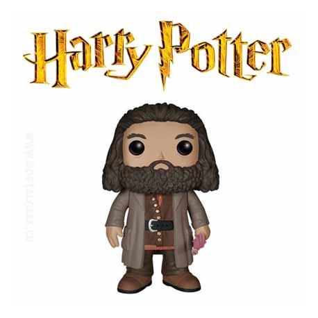 Funko Pop Harry Potter Rubeus Hagrid 15 cm