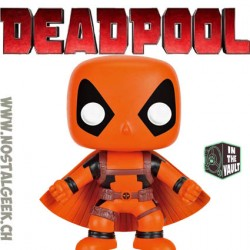 Funko Pop Marvel Deadpool Rainbow Squad Solo Edition Limitée