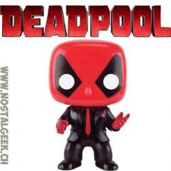 Funko Pop Marvel Deadpool with Chimichanga Exclusive Vinyl Figure