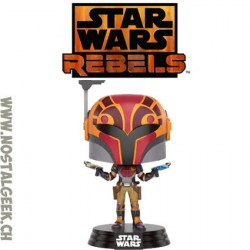 Funko Pop Star Wars Rebels The Inquisitor Edition Limitée