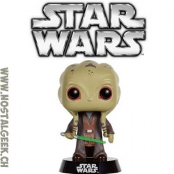 Funko Pop Star Wars Kit Fisto Exclusive Vinyl Figure