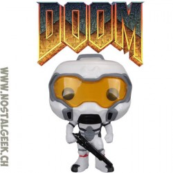 Funko Pop Games Doom Space Marine (Astronaut) Exclusive Vinyl Figure