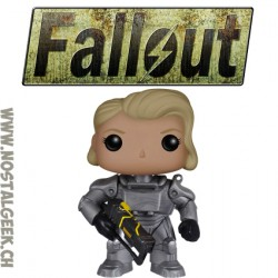 Funko Pop Games Fallout 4 Power Armor (T-60) Vaulted Vinyl Figure