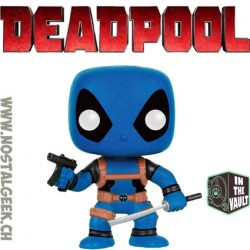 Funko Pop Marvel Deadpool Rainbow Squad Stingray Exclusive Vaulted Vinyl Figure