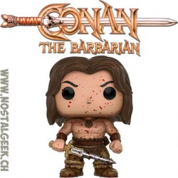Funko Pop! Film Conan the Barbarian Conan (Bloody) Edition Limitée