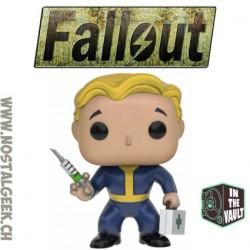 Funko Pop Games Fallout Vault Boy (Toughness) Edition Limitée