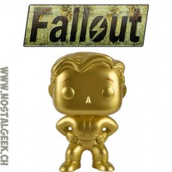 Funko Pop Games Fallout Vault Boy (Toughness) Exclusive Vinyl Figure