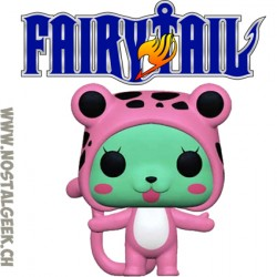Funko Pop! Anime Fairy Tail Frosch Vinyl Figure