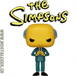 Funko Pop The Simpsons Funko Pop The Simpsons Radioactive Man Vinyl Figure