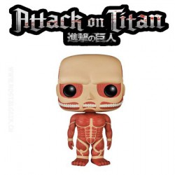 Funko Pop! Animation L'Attaque des Titans - Colossal Titan