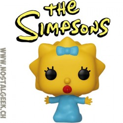 Funko Pop The Simpsons Moe Szyslak Vinyl Figure
