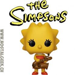 Funko Pop The Simpsons Maggie Simpson Vinyl Figure