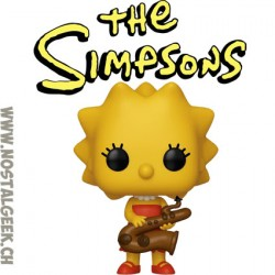 Funko Pop The Simpsons Maggie Simpson Vinyl Figure