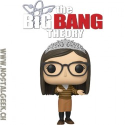 Funko Pop Television The Big Bang Theory Howard Wolowitz in Space Suit Vinyl Figure