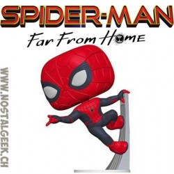 Funko Pop Marvel Spider-Man Far From Home Spider-Man (Hero Suit) Vinyl Figure
