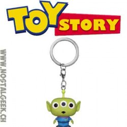 Funko Pop Pocket Disney Toy Story 4 Buzz Lightyear Vinyl Keychain