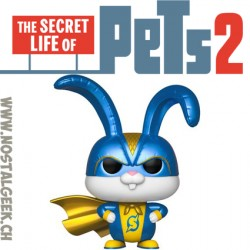 Funko Pop Movies Secret Life Of Pets Max with Cone