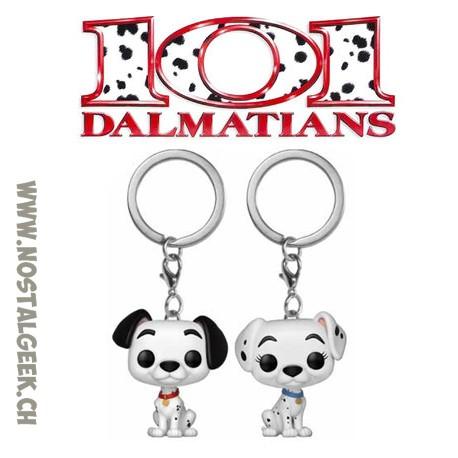 Toy Funko Pop Pocket Disney 101 Dalmatians Pongo Perdita 2 Pack