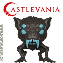 Funko Pop Animation Castlevania Sypha Belnades Vinyl Figure