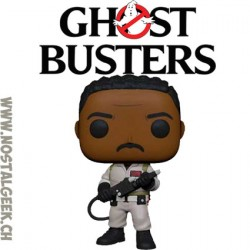 Funko Pop! Movie Ghostbusters Winston Zeddemore (2019 Design) Vinyl Figure