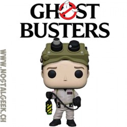 Funko Pop! Movie Ghostbusters Dr. Raymond Stantz (2019 Design) Vinyl Figure