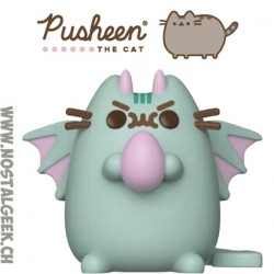 Funko Pop Pusheen The Cat Super Pusheenicorn Vinyl Figure