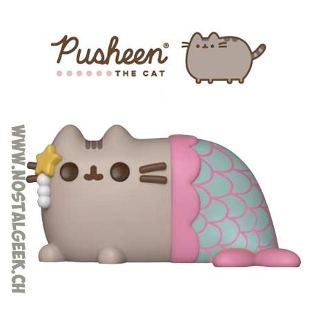 ed9d95f41bc Toy Funko Pop Pusheen The Cat Pusheen Mermaid Vinyl Figure geek ...