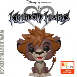Funko Disney Pop Kingdom Hearts Sora Brave Form Limited Vinyl Figure
