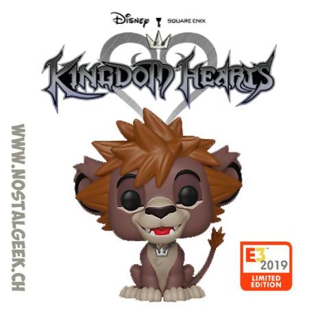Funko Disney Pop Kingdom Hearts Sora Brave Form Limited Vinyl Figure