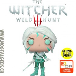 Funko Pop! Games The Witcher 3: Wild Hunt Ciri